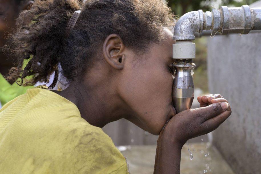 Agua en Etiopia