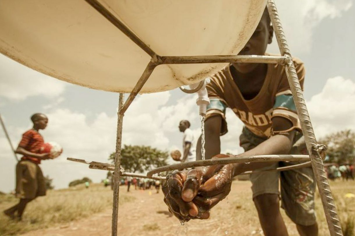 Agua, un derecho en pandemia