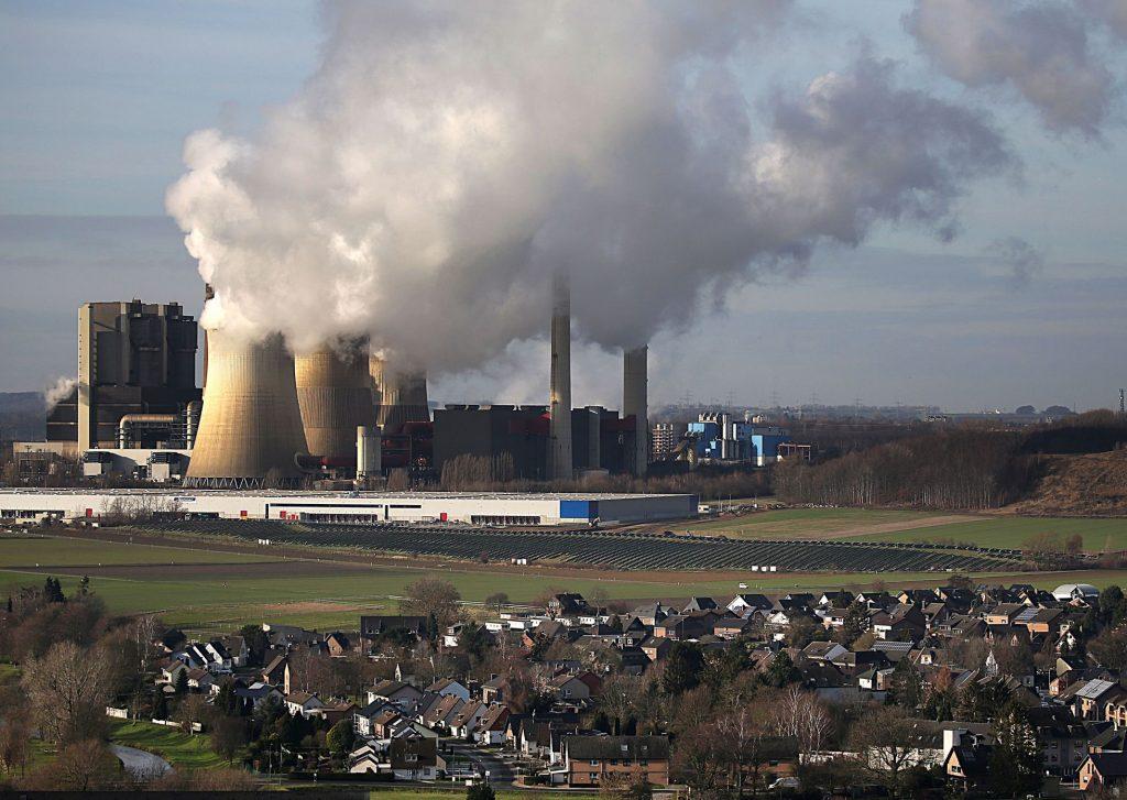 Humanidad enganchada al Carbon
